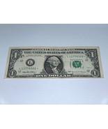 1999 Dollaro Bill US Banca Nota Coppie 1 2 7, 1 2 Reggilibri 11776322 De... - $14.08