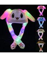 Funny Lighting Hat Cute Rabbit Ears Plush Ears - $19.99