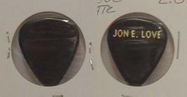 LOVE HATE - OLD JON E LOVE TOUR CONCERT GUITAR PICK ***LAST ONE*** - $8.99