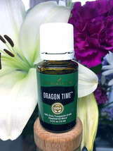 Dragon Time Essential Oil by Young Living 15ml ... - $60.00