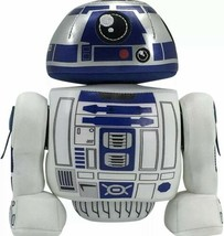Star Wars Galaxy's Edge Trading Outpost R2-D2 Plush Customizable Droid - $17.82