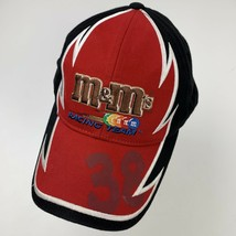 M&M's Racing Team #28 Nascar Adjustable Adult Ball Cap Hat - $14.84