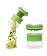Cylinder Spiral Graters Slicer Vegetable Carrot Cucumber Cutter Peeler - $90,16 MXN