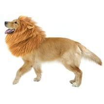 GABOSS Lion Mane Costume for Dog, Dog Lion Wig for Dog Large Pet Festiva... - $14.00