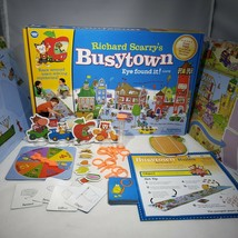 Richard Scarry's Busytown Eye Found It! Board Game 2012 Age 3+ Complete EUC - $21.95