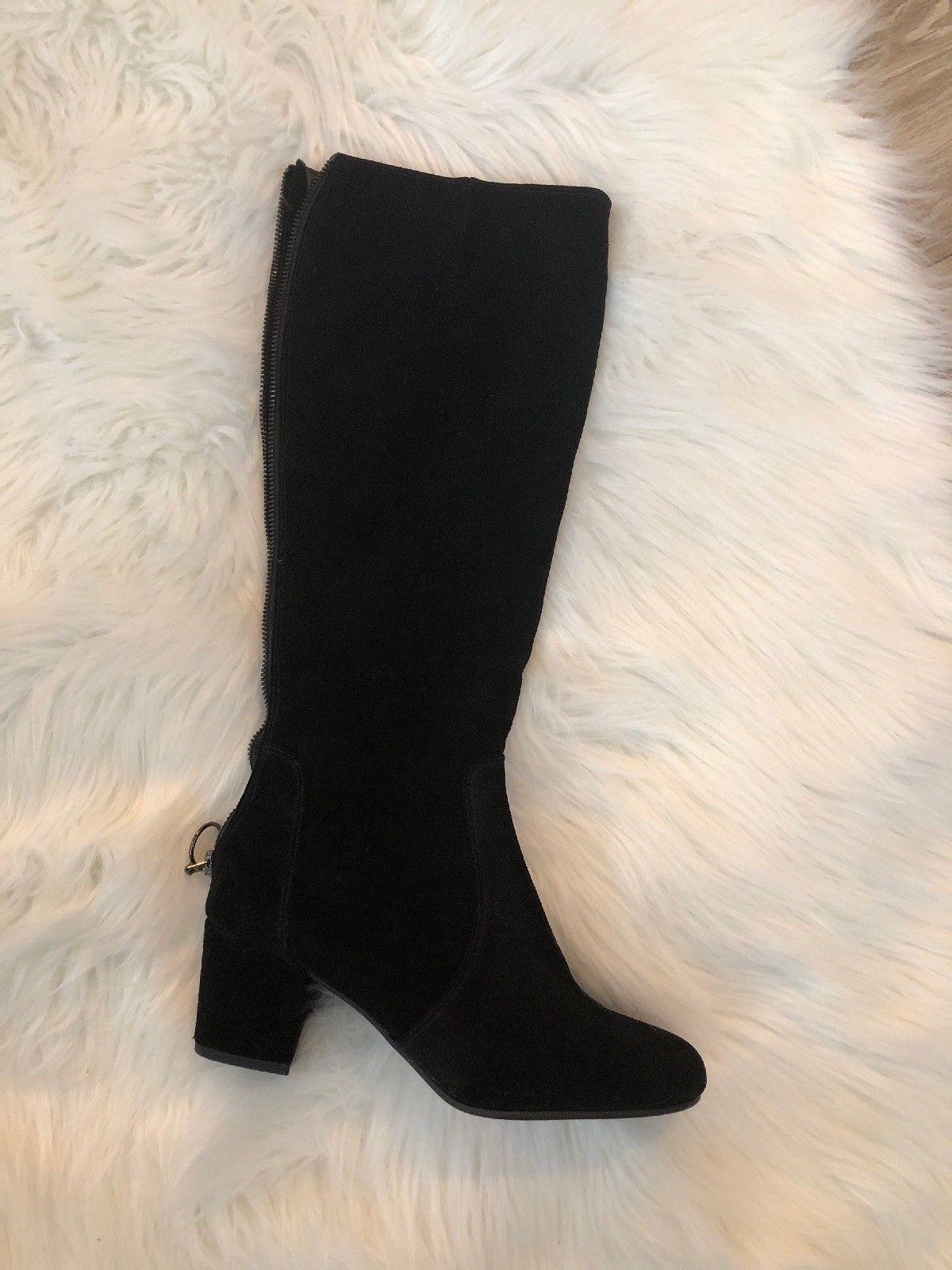 6d84fc20339 Steve Madden New Haydun Black Boots size 8 and 50 similar items