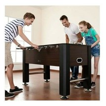 "56"" Foosball Table Kids Adults Family Indoor Play Soccer Set Game Room F... - $246.50"