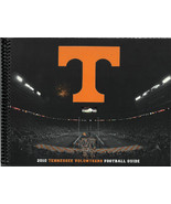Tennessee Volunteers 2010 College Football Official Media Guide/Program-... - $18.95