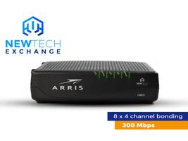 Arris CM820A Cable Modem   Docsis 3.0   Up To 300 Mbps - $35.00