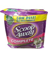 Scoop Away Complete Performance, Scented Cat Litter, 42 Pounds - $24.23