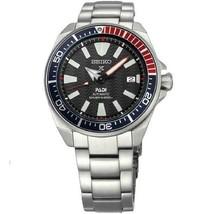 Seiko PADI Samurai Prospex Special Edition Diver's Watch 200M SRPB99 - $311.85