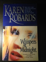 Whispers at Midnight by Karen Robards (2003, Paperback) - $1.00