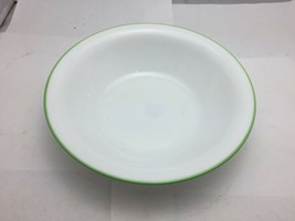 """Corelle By corning White Winter Frost Soup  Plate 7 1/4 """" Round - $9.90"""