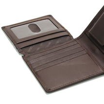 Calvin Klein Ck Men's Leather Key Fob Coin Wallet Keychain Gift Box Set 79349 image 11