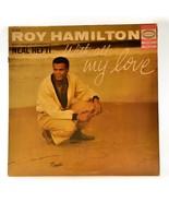 Roy Hamilton With All My Love LP Vinyl Album Epic LN 3519 - $7.43