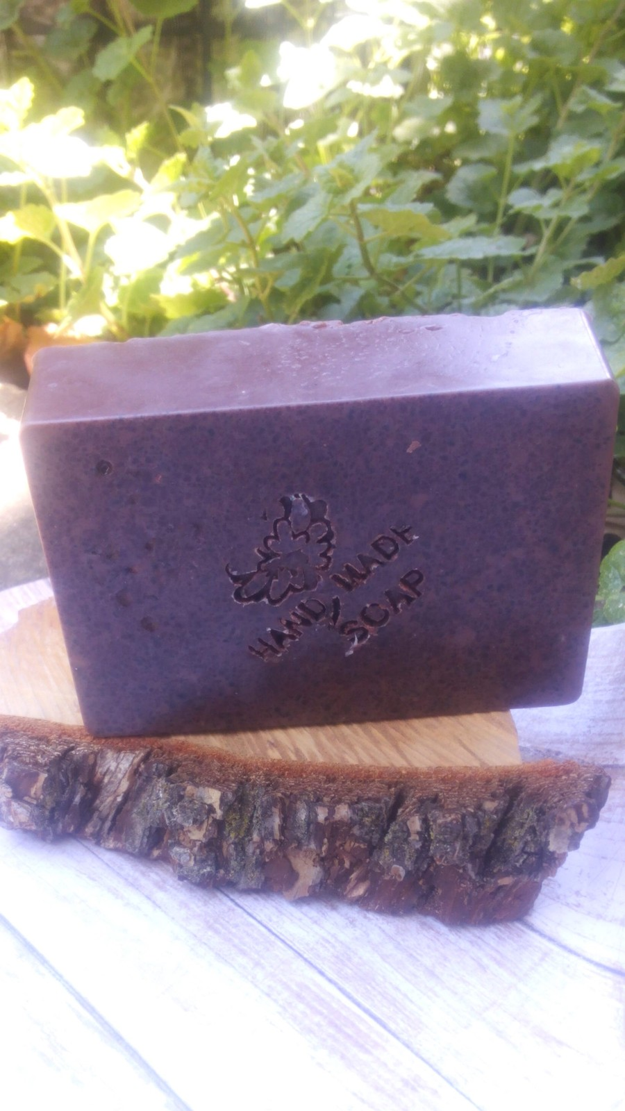 chocolate soap, bar soap, health and beauty, bath and body, glycerin soap