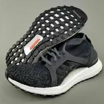 adidas UltraBoost X All Terrain Running Shoes Womens Size 10 Black Gray ... - $84.14