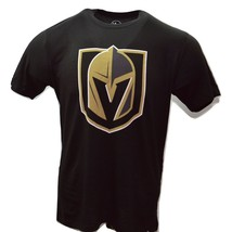 '47 Vegas Golden Knights NHL Jet Black Crosstown Flanker T-Shirt  - $23.95