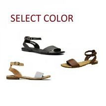 Timberland Women's Cherrybrook  Leather Sandals COLOR SELECT - $44.99