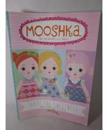 Mooshka Coloring and Activity Book NEW   - $2.96