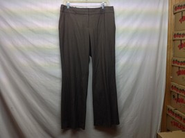 Ann Taylor LOFT Petites Brown Julie Fit Dress Pants Sz 10P