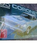 AMT 1/25 1965 Dodge Coronet Snap - $25.73