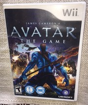 James Cameron's Avatar: The Game (Nintendo Wii, 2009)==FAST FREE SHIPPING= - $7.51