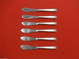 "Horizon by Easterling Sterling Silver Trout Knife Set 6pc. HHWS  Custom 7 1/2"" - $429.00"