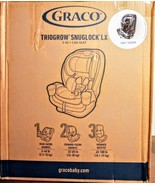 2021 Graco TrioGrow™ SnugLock® LX 3-in-1 Infant to Toddler Seat- SONIC F... - $197.99