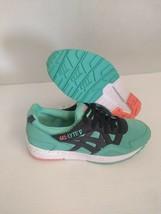 Asics Men's Gel Lyte V Running Shoes Turquoise Black Size 11.5 US - $108.90
