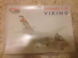 Minicraft/Hasegawa Lockheed S-3A Viking 1:72 Scale #1142 Open in Box - $24.75