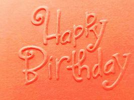 Cuttlebug Celebrate Mini Embossing Folders, Set of 4, Great for Card Making! image 4