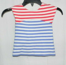 Kate Spade Striped Lined Shirt Top Size Girls Toddler 2 Years - $25.69