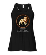 Total Eclipse August 21st 2017 Flowy Racerback Tank for Leo zodiac - $26.95+
