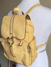 Leather Backpack Wilson's Leather Medium Backpack Satchel Tote Handbag EC - $48.51