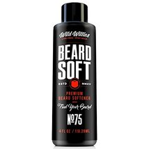 Wild Willie's Beard Conditioner and Softener For Men. All natural beard care tre image 2