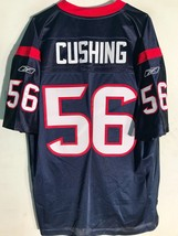 Reebok Authentic NFL Jersey Houston Texans Brian Cushing Navy sz 52 - $79.19