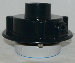 Zurn EZ1 PVC Floor Drain With 5 inch Nickel Bronze Strainer EZ1 PV2 image 4