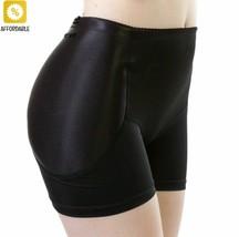 Bragas acolchadas Mujeres Shaper Butt Hip Enhancer Underwear Brief con... - $19.84