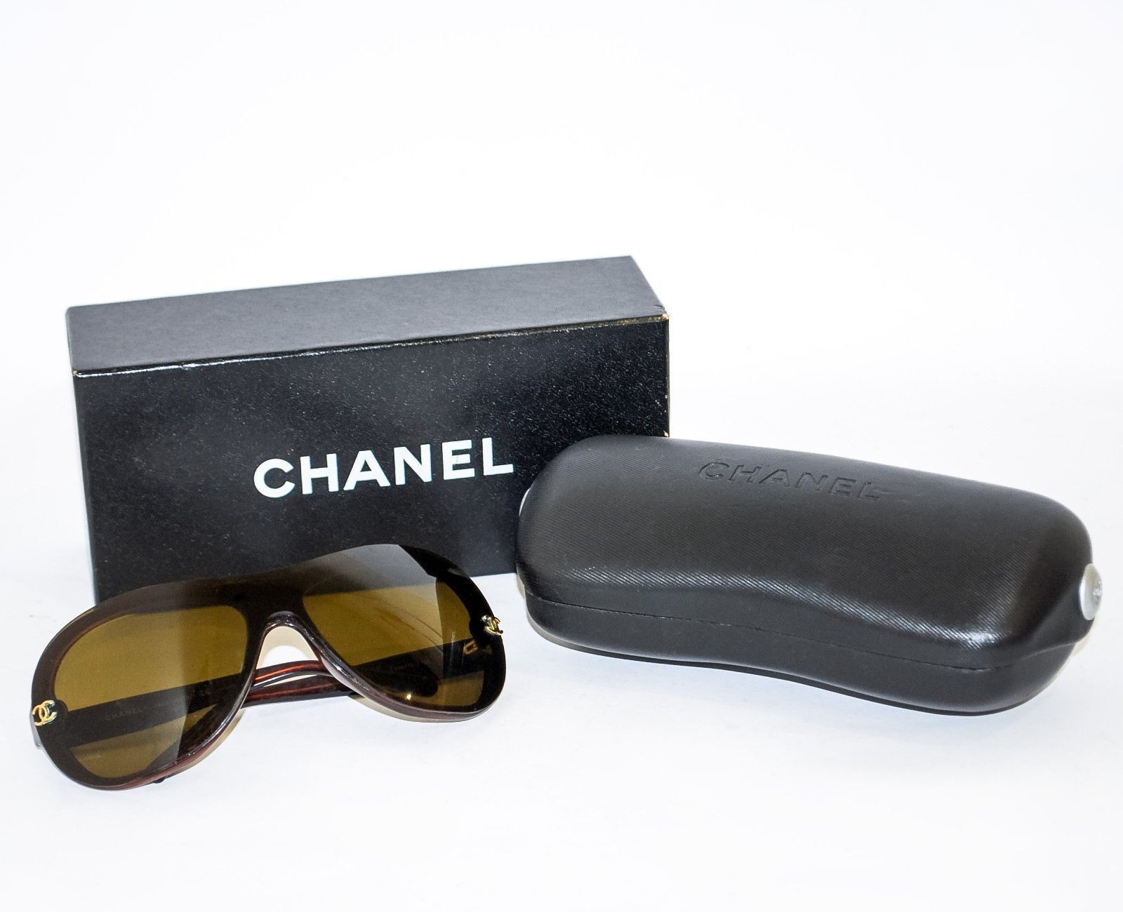 6b54fcf37c919 CHANEL Women s c.538 73 Brown Oversized and 13 similar items. 57