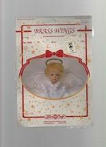 "Brass Wings - #3433 - Fibre Craft Materials Corp. - 8 1/2"" - 028444455071. - $6.85"