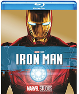 Iron Man [Blu-ray+Digital]  - $14.95