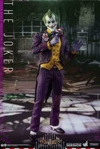 Arkham Knight Joker Batman American comics figure Arkham Asylum 1/6 Hot Toys - $636.56