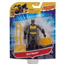 "Justice League Action Stealth Mission Batman 4.5"" Figure New in Package - $17.88"