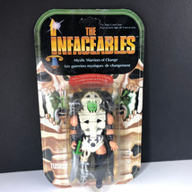 1984 Galoob Infaceables Vintage Action Figure Moc Mystic Warriors Change Tuskus - $346.50
