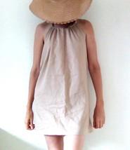 Summer Dress, Beach Dress, Halter neck Dress, Pret a Porter Dress, Poly ... - $29.00