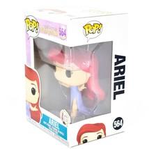 Funko Pop! Disney Little Mermaid Ariel w Purple Dress Vinyl Figure #564 image 2