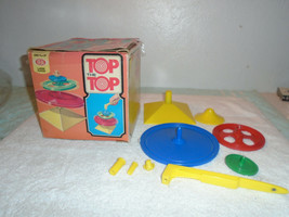 Vintage 1971 Top the Top game 100% complete - $19.79