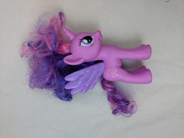"My Little Pony Princess Twilight Sparkle G4 5.5"" Large Brushable Fashion Style - $6.00"