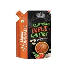DABUR Hommade Rajasthan Ki Garlic Chutney Pouch, 200 g - $13.25